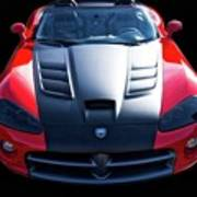 Dodge Viper Roadster Art Print