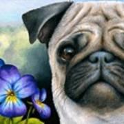 Dog #133 Art Print