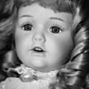 Doll 32 Art Print