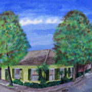 Dolliole Cottage Art Print