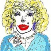 Dolly Art Print