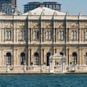 Dolmabahce Palace  Art Print