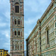 Dom Of Florence Art Print