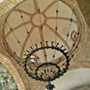 Dome Structure And Decoration Art Print