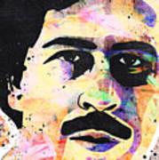 Don Pablo Art Print