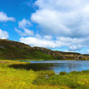 Donegal Landscape Art Print