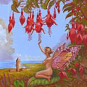 Doolin Fairy Art Print