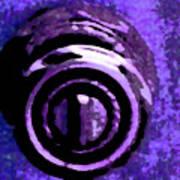 Doorknob 2 Art Print