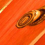 Doorknob 3-1 Art Print