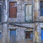 Doors And Windows Art Print