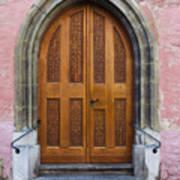 Doors Of Germany Art Print
