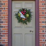 Doors Of Williamsburg 106 Art Print