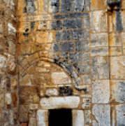 Doorway Church Of The Nativity Art Print
