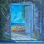 Doorway To ... Art Print