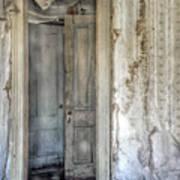 Doorway To Doors Art Print