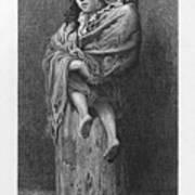 Dore: Homeless, C1869 Print by Granger