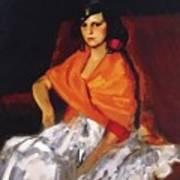 Dorita 1923 Art Print