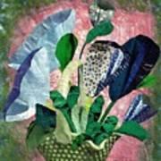 Dot Bouquet Art Print