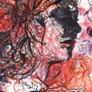 Dottie Lux Art Print