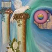 Dove Of Peace Art Print