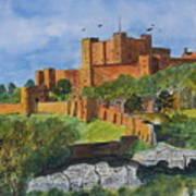 Dover Castle Kent Art Print