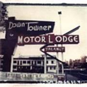 Down Towner Art Print