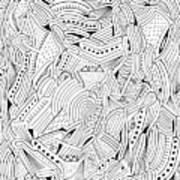 Down Under Art Print