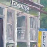 Downtown Books Four Art Print