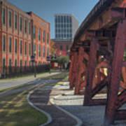 Downtown Paradox Art Print