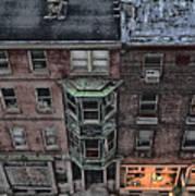Downtown Philadelphia Building Art Print