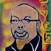 Dr. Boyce Watkins Art Print