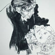 Dr. Jekyll As Mr. Hyde Art Print