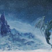 Dragon Born. Art Print