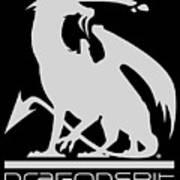 Dragon Spit Studios Logo Art Print