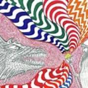 Dragon Tamer Art Print
