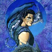 Dragoneer Art Print