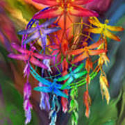 Dragonfly Dreams Art Print