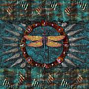 Dragonfly Lair Art Print