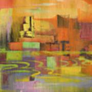 Dream City No.4 Art Print