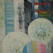 Dream City No.8 Art Print