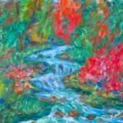 Dream Creek Art Print