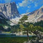 Dream Lake Art Print