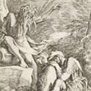 Dream Of Aeneas Art Print
