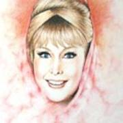 Dream Of Jeannie Art Print