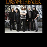 Dream Theater Art Print