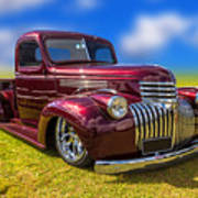 Dream Truck Art Print