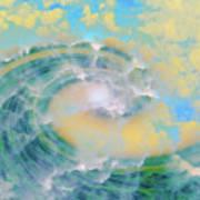 Dream Wave Art Print