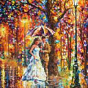 Dream Wedding Art Print