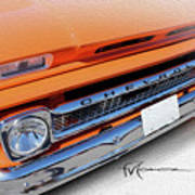 Dream_chevy107 Art Print