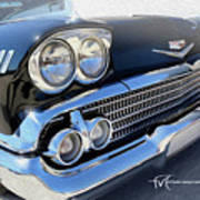 Dream_chevy110 Art Print